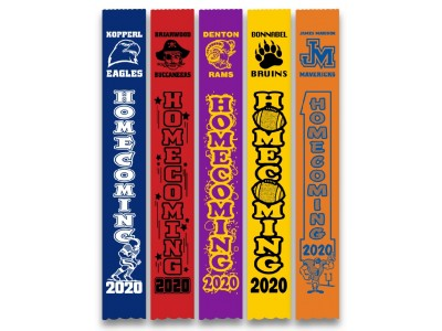 Homecoming Ribbons