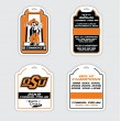 Commercial Bag Tags