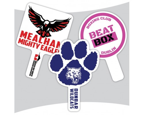 Hand Fans / Rally Signs