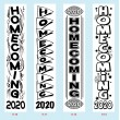 Homecoming Ribbons - 2.5